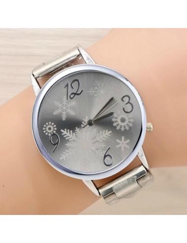 Reloj Escarchado