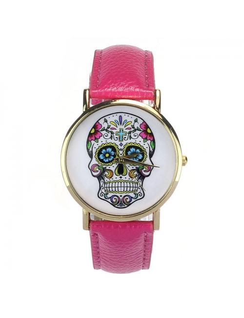 Reloj Calavera Mex Dayoshop $31.900