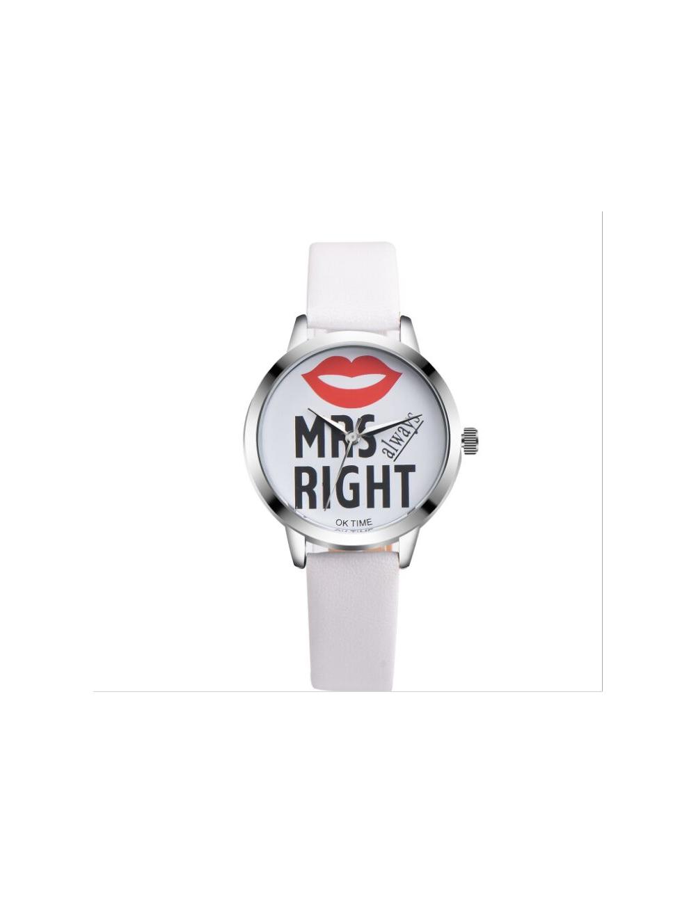 Reloj Mrs Rigth Dayoshop 33,900.00