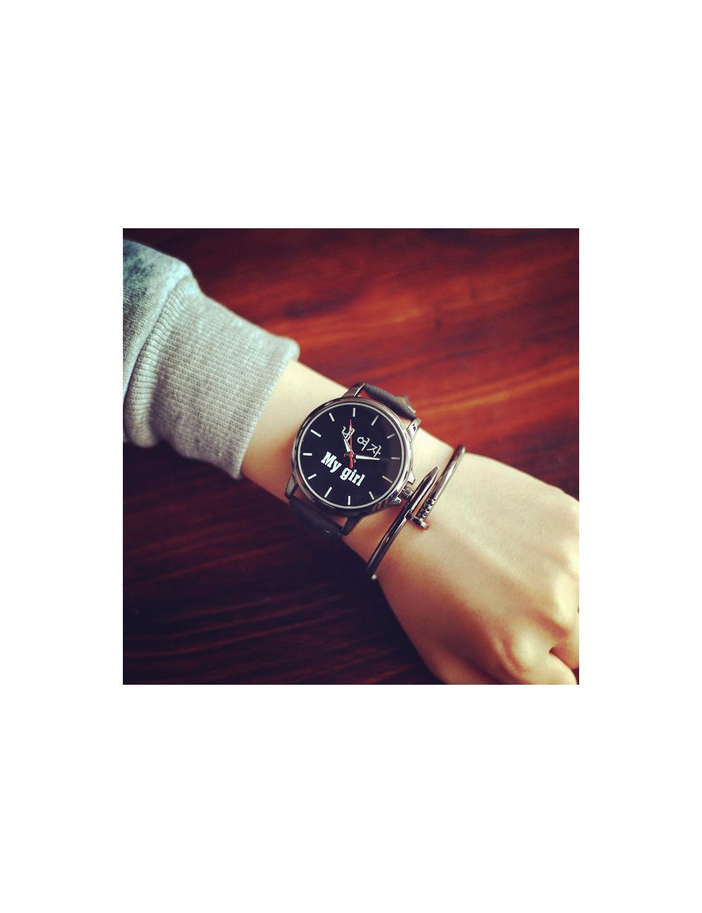 Reloj My Girl Dayoshop $39.900