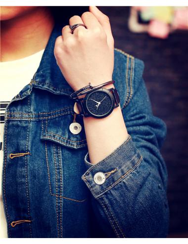 Reloj Escarchado Dayoshop $39.900