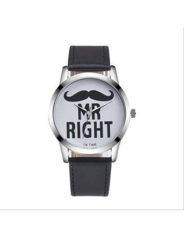 Reloj Mr Rigth Dayoshop $33.900