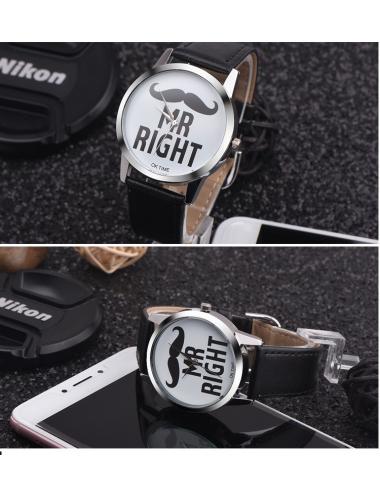 Reloj Mr Rigth Dayoshop 33,900.00