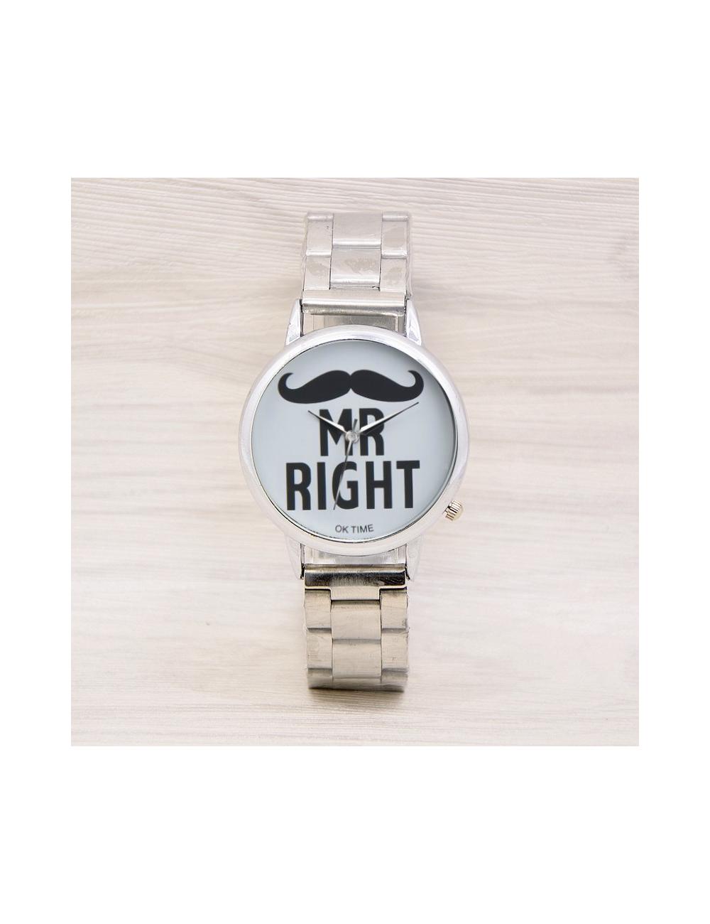 Reloj Mr Rigth Dayoshop 49,900.00
