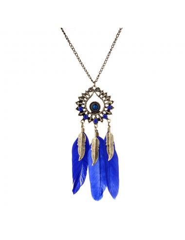 Collar Pluma Dayoshop $14.900