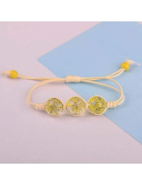 Pulsera Cristales Dayoshop $15.900