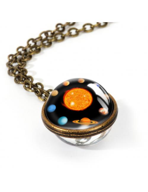 Collar Sist. Solar Dayoshop $15.900