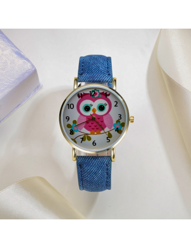 Reloj Búho Flor Dayoshop 31,900.00
