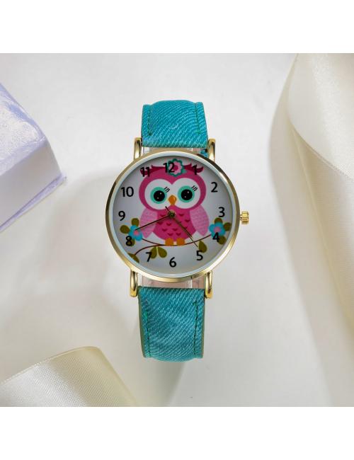 Reloj Búho Flor Dayoshop $31.900
