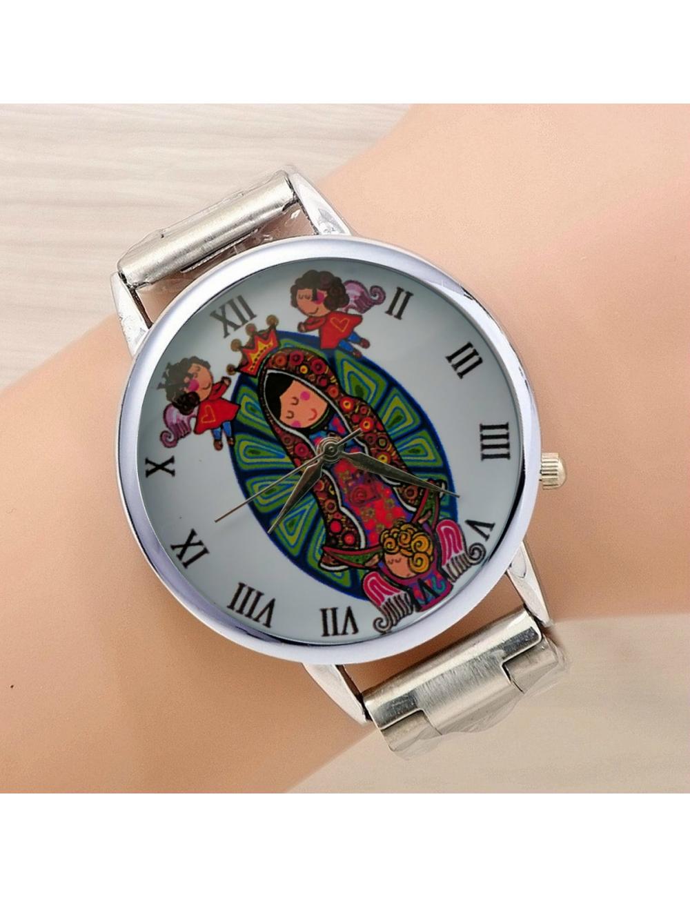 Reloj Guadalupe Dayoshop $49.900