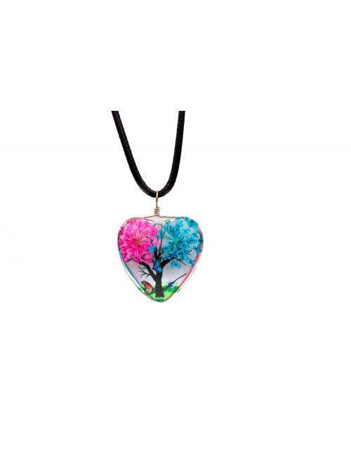 Collar Corazón Dayoshop $15.900