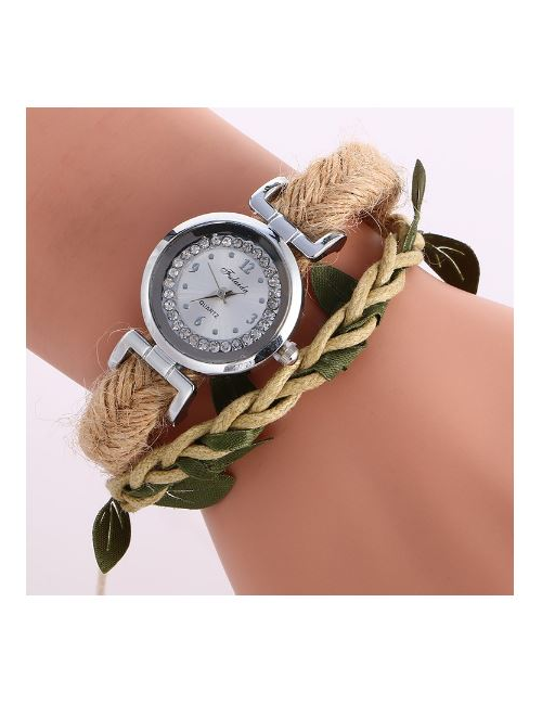Reloj Hojas Dayoshop $31.900