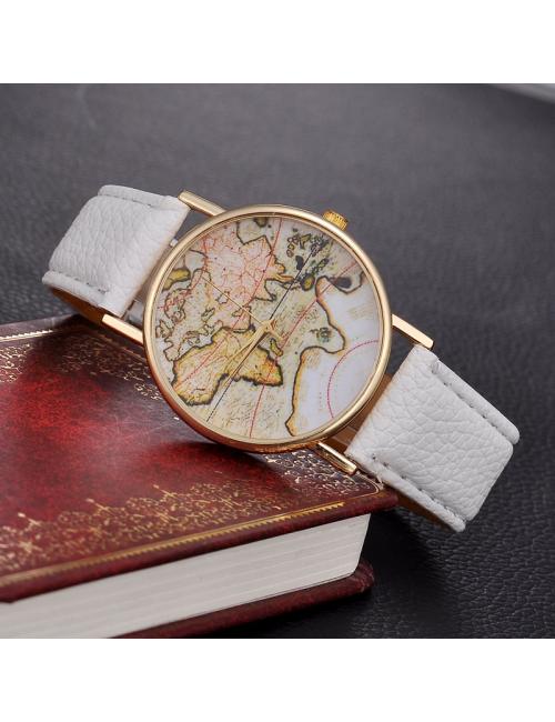 Reloj Mapa