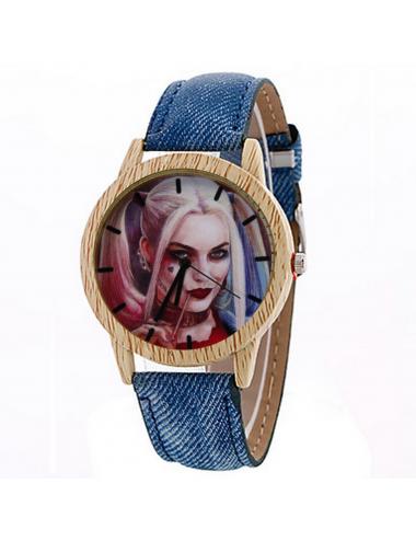 Reloj Harley Quinn Dayoshop $39.900