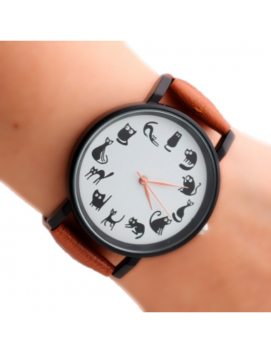 Reloj Gatitos Dayoshop $33.900