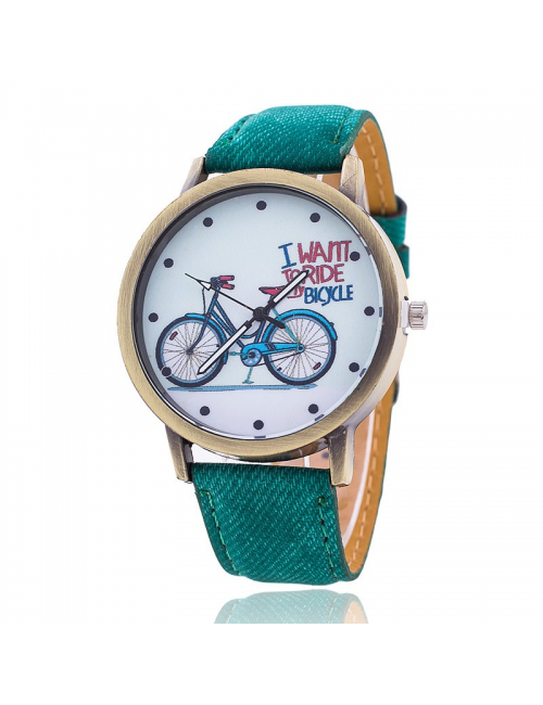 Reloj Bicicleta Dayoshop $31.900