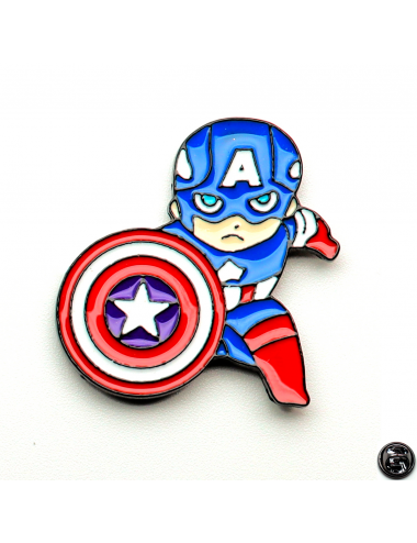 Pin Cap America Dayoshop $9.900