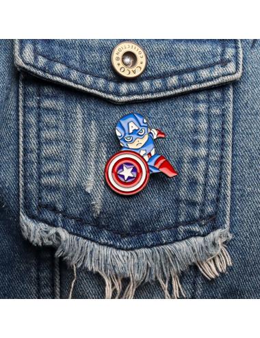 Pin Cap America Dayoshop 7,900.00