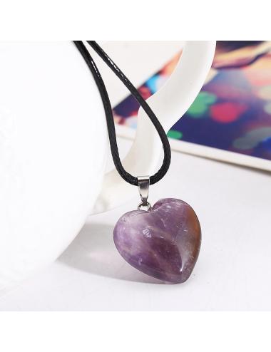 Collar Corazón Dayoshop $29.900