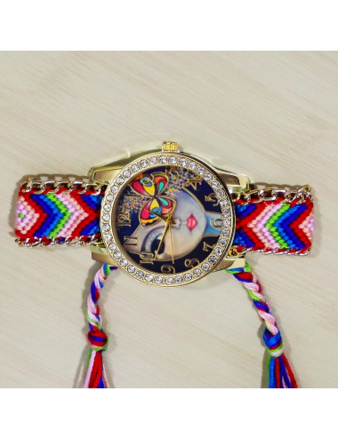 Reloj Mariposa Dayoshop $33.900
