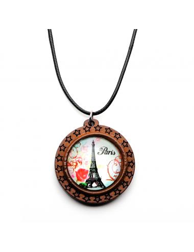 Collar Eiffel Dayoshop $9.900