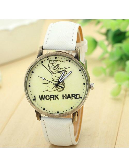 Reloj Work Hard