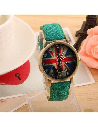 Reloj Guitarra Dayoshop $31.900