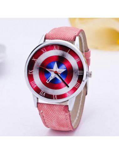 Reloj Cap America Dayoshop 33,900.00
