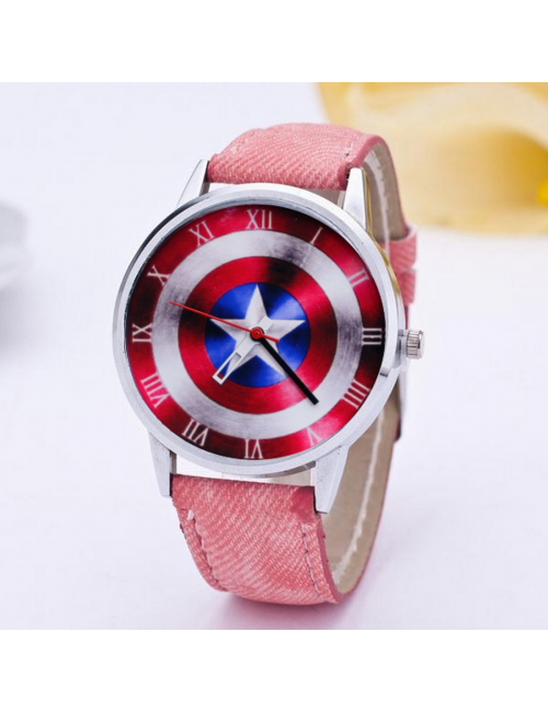 Reloj Cap America Dayoshop $33.900