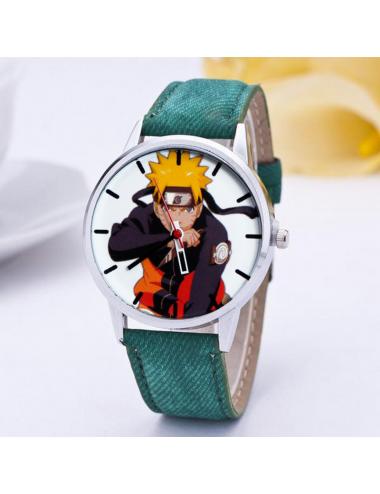 Reloj Naruto Dayoshop $33.900