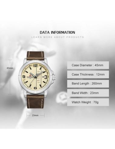 Reloj Naviforce 9177 Naviforce $129.900