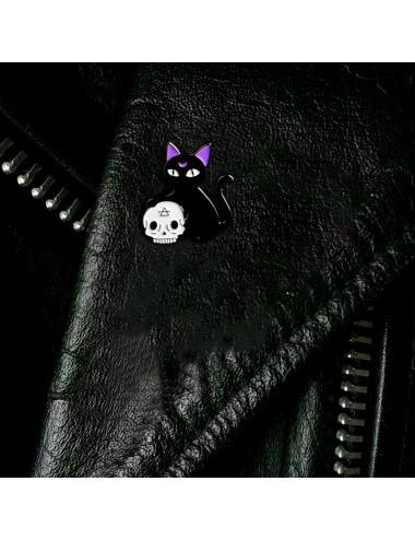 Pin Gato Dayoshop $9.900