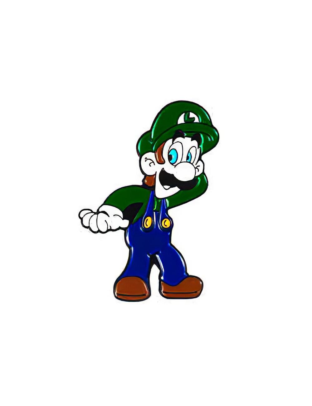 Pin Luigi Dayoshop $9.900