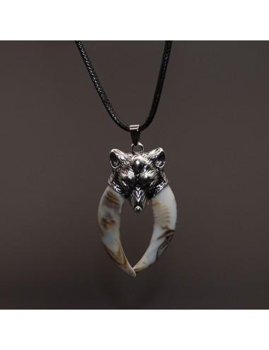 Collar Lobo Dayoshop $13.900