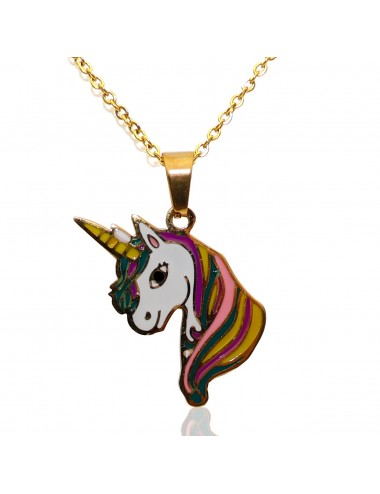Collar Unicornio Dayoshop $19.900