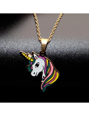 Collar Unicornio Dayoshop 19,900.00