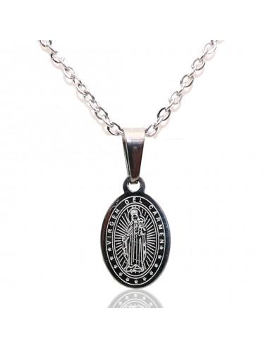 Collar Virgen Dayoshop $15.900