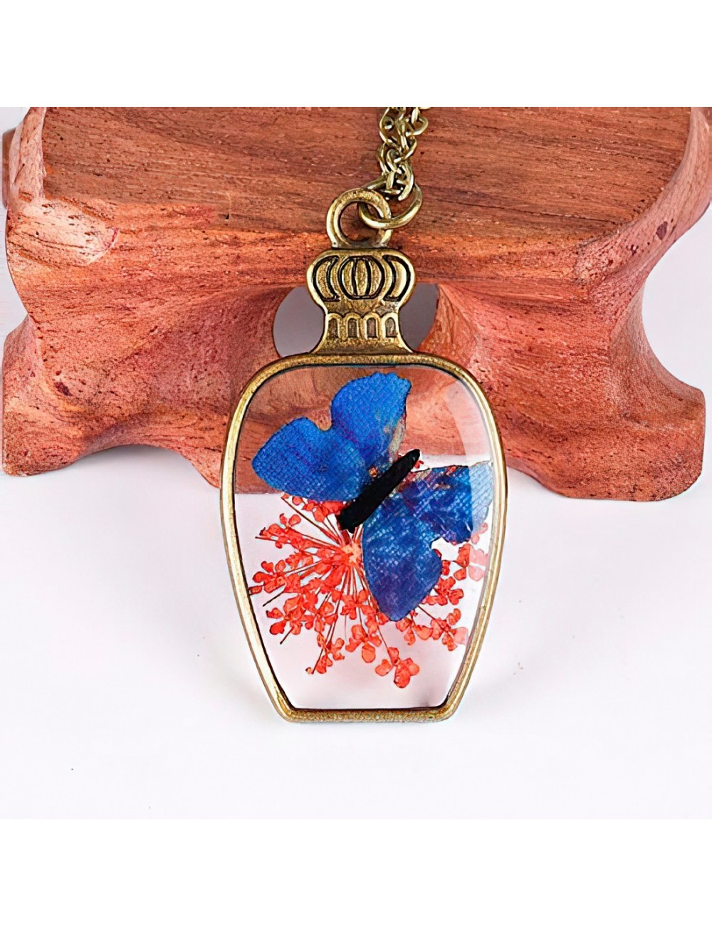 Collar Mariposa Dayoshop $19.900