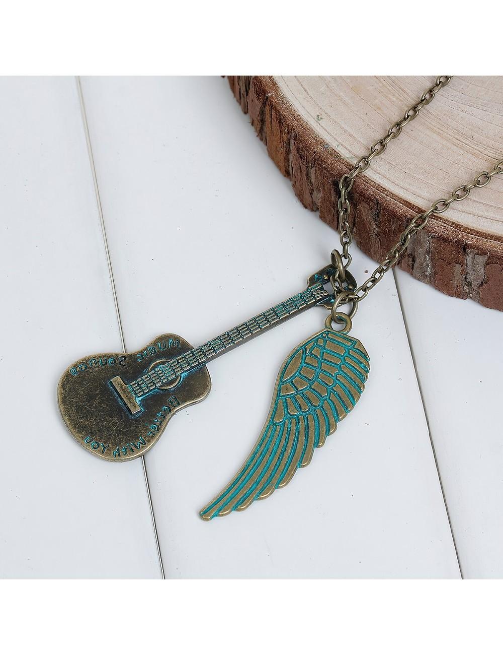 Collar Guitarra Dayoshop $13.900