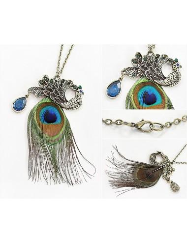 Collar Pavo Dayoshop $13.900