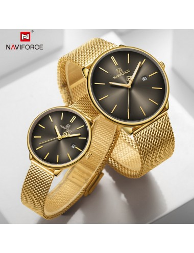 Reloj Parejas Naviforce $229.900