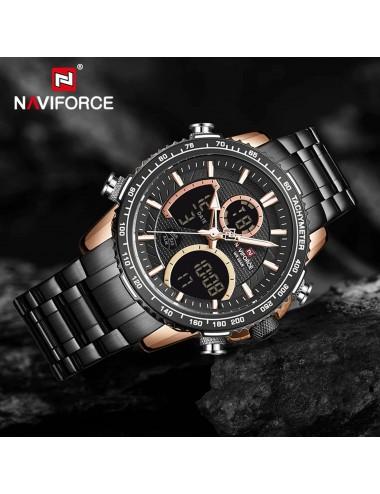 Reloj Naviforce 9182 Naviforce $149.900