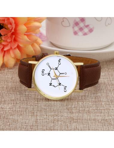 Reloj Form. Cafeína