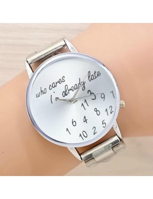 Reloj Números