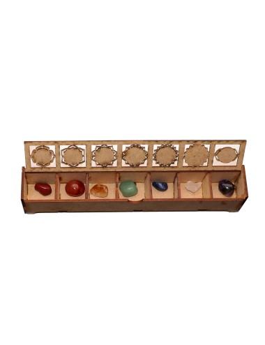 Caja 7 Chakras Dayoshop $35.900