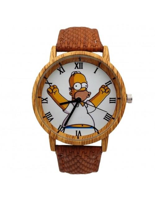 Reloj Homero Simpson Dayoshop $41.900
