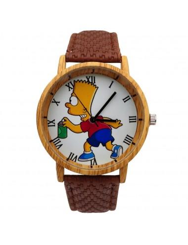Reloj Bart Simpson Dayoshop $41.900