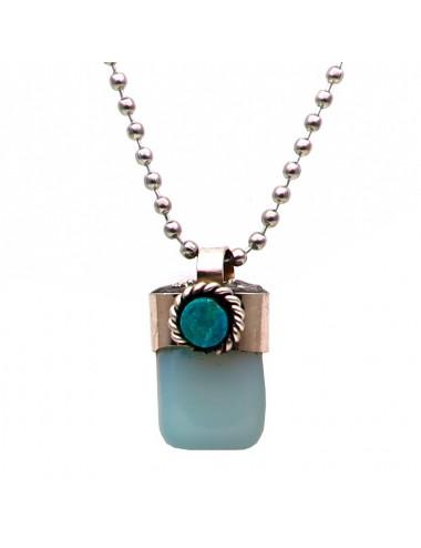 Collar Piedra Luna Dayoshop $29.900