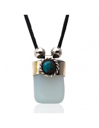 Collar Piedra Luna Dayoshop $19.900