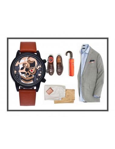 Reloj Skeletor Dayoshop $39.900
